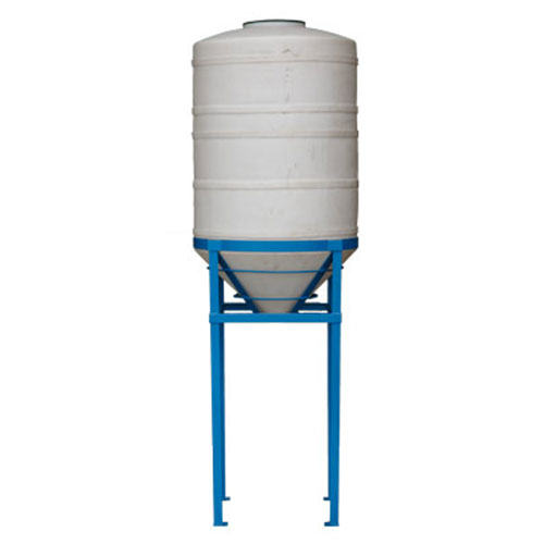 Cone Bottom Tank with Stand