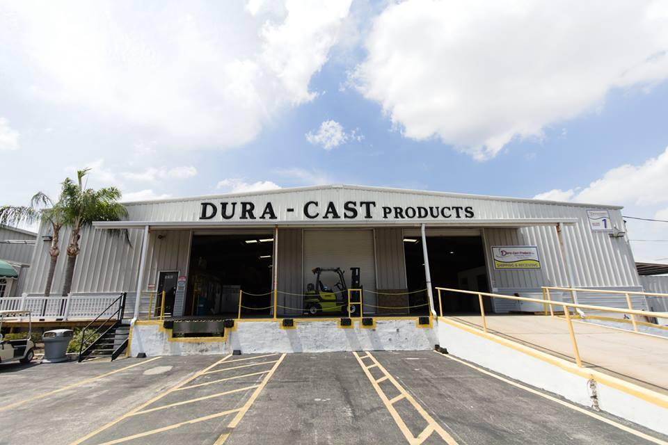 Dura-Cast Building 1