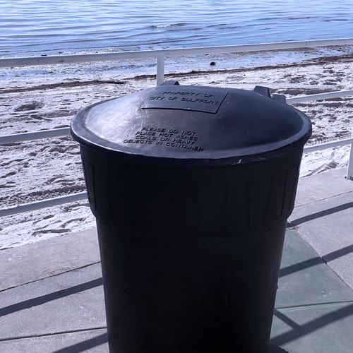 Refuse | We design a full range of refuse containers for municipalities throughout the Southeast.