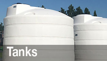 Tanks are used for transport, nursing, or stationary storage of a diverse range of contents.